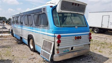 gmc coach bus detroit diesel allison transmission