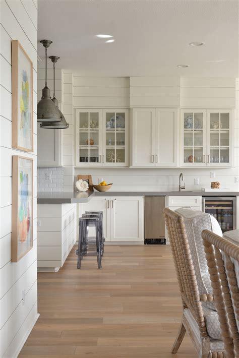 light bright white kitchen  farmhouse touches