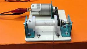 Generator Selber Bauen : modellbau seilwinde mit e motor und riemenantrieb 6 12 ~ Jslefanu.com Haus und Dekorationen