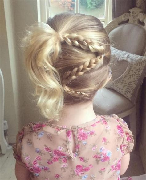 incredible adorable  girls hairstyles