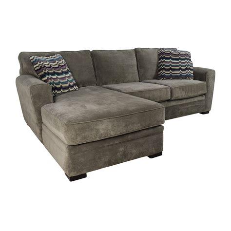 raymour and flanigan ottoman raymour and flanigan sectional sofas jonlou home