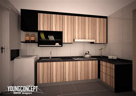 center kitchen island 50 malaysian kitchen designs and ideas recommend living