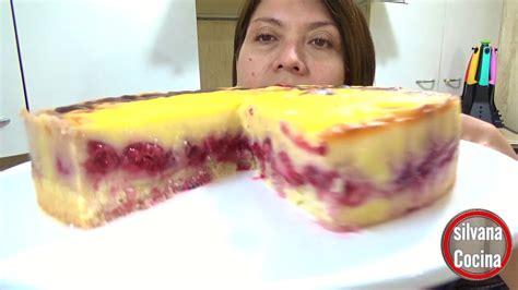 Kuchen De Frambuesa / Silvana Cocina