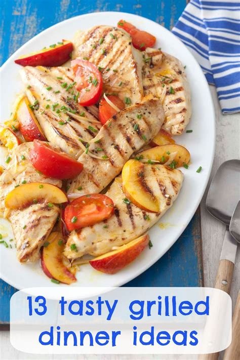 dinner ideas on the grill 17 best images about griddler recipes on pinterest avocado salads homemade tomato sauce and pizza
