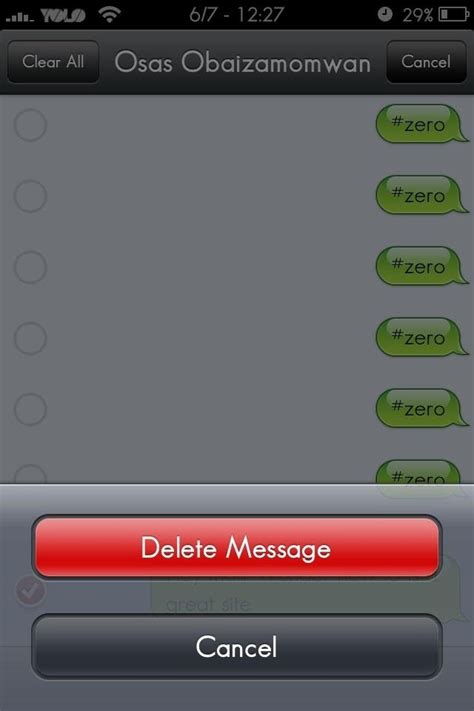 delete photos from iphone isotechnoc how to delete text messages on your iphone