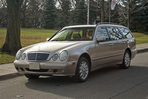 2002 mercedes e320 wagon the wagon
