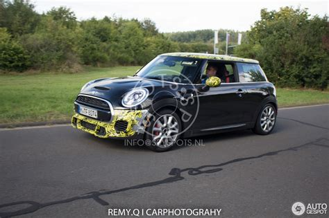 Mini 2018 John Cooper Works  29 August 2016 Autogespot