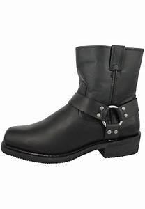 Harley Davidson Stiefel Boots : harley davidson biker boots stiefelette el paso d94422 ~ Jslefanu.com Haus und Dekorationen