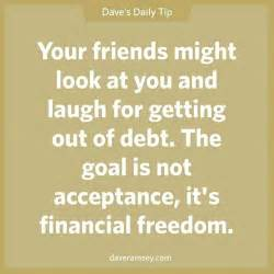 Dave Ramsey Financial Freedom Quotes