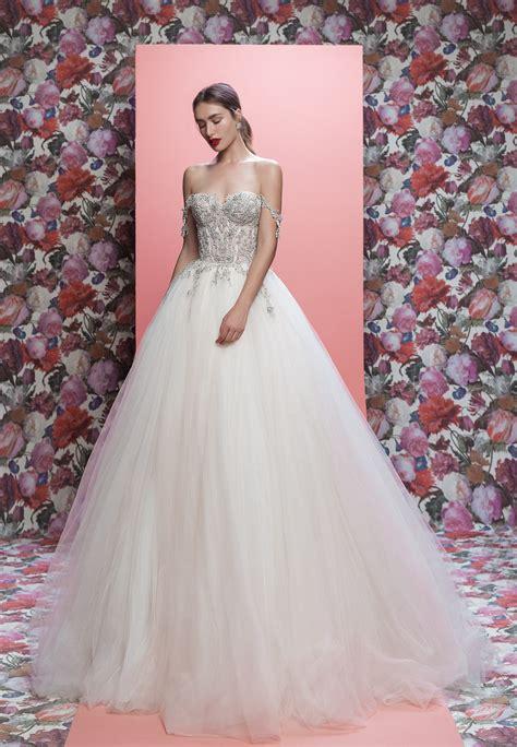 Galia Lahav Bridal And Wedding Dress Collection Spring 2019
