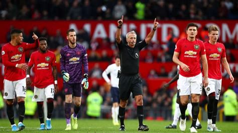 Leicester City vs Manchester United: Referee Watch | The ...