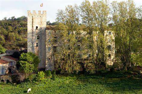 chambre au chateau ansouis luberon provence