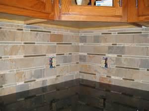 slate tile kitchen backsplash kitchen dining splash nature backsplash for your kitchen stylishoms