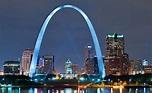 The Gateway Arch, St Louis