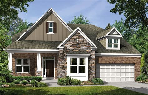 The Enclave Carriage Hill, Patio Homes, Luxury Patio Homes