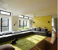 apartment living room decorating ideas apartment interior design ideas 2017 - Grasscloth Wallpaper