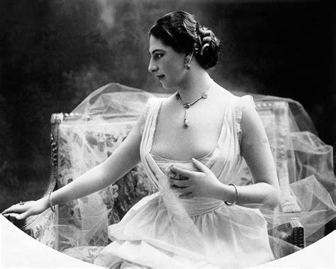 Mata Hari The Notorious Wwi Spy