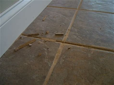 floor grout repair ask the builderask the builder