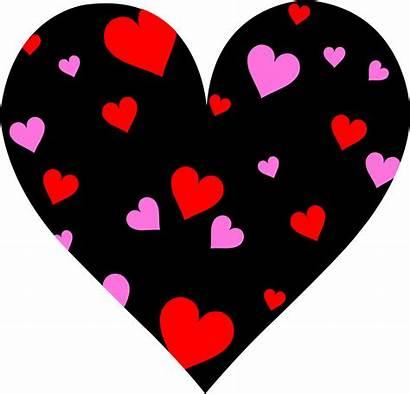 Clipart Hearts Colorful Heart Valentine Clipartpanda Pink