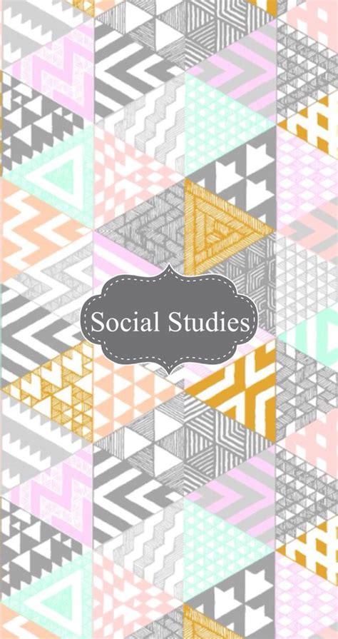 Social Studies Binder Cover  Binder Covers  Pinterest  Social Studies, Study And Binder Covers