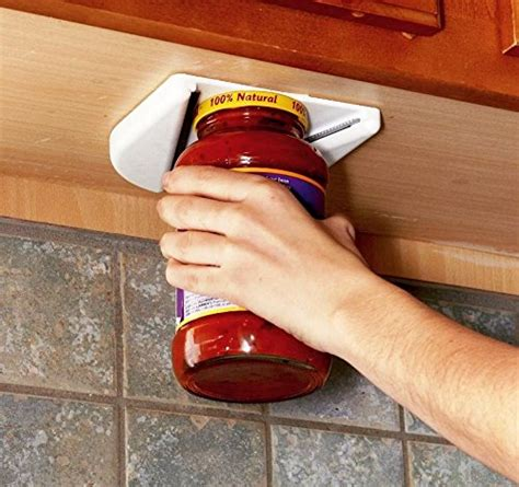 cabinet jar lid opener counter cabinet jar opener kitchen utensils gadgets