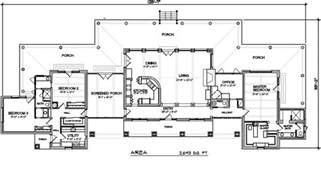 Ranch Floor Plan Ranch Style House Plan 3 Beds 2 5 Baths 2693 Sq Ft Plan 140 149