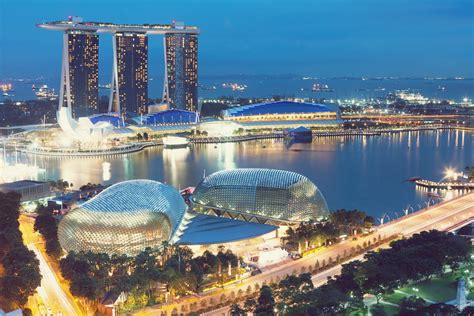 10 Places You Gotta Visit When In Singapore For The First