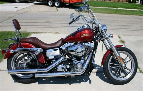 2009 Harley-davidson® Fxdl Dyna® Low Rider® (sunglow Red
