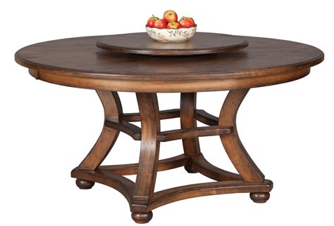 43 best lazy susan tables all tables lancaster legacy truewood furniture