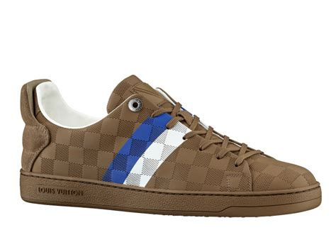 daily crush limited edition front row sneakers  louis
