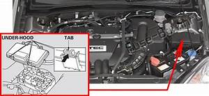 Fuse Box Diagram Acura Rsx  2002