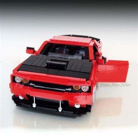 Dodge Challenger SRT10 Concept: A LEGO® creation by Firas