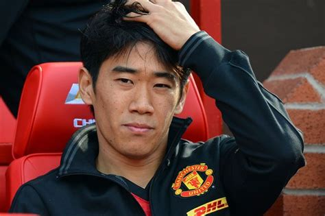 Shinji Kagawa  Good Enough For United, But Not Given A