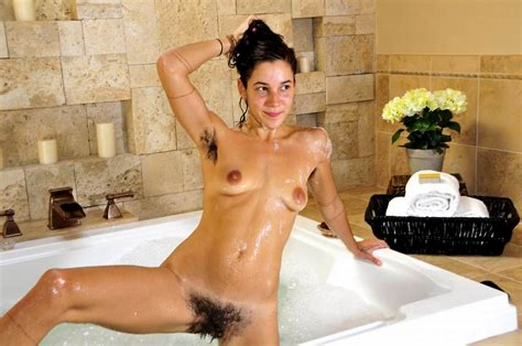 #File #Nude #Unshaved #Woman #In #Bath