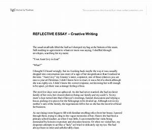 english reflective essay example english class reflective essay  distinctive features of a reflection essay definition of a reflective