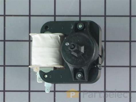 evaporator fan motor noise whirlpool w10128551 freezer evaporator fan motor 115v