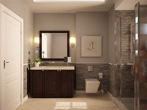 15 Bathroom Color Scheme Trends 2017  Interior Decorating