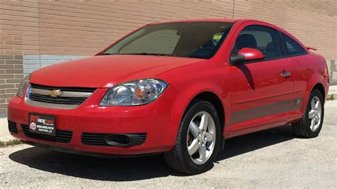 2010 Chevrolet Cobalt Lt Coupe  Manual Transmission, Z22