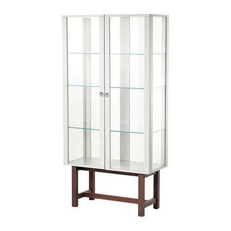 Dining Room Display Cabinets Ikea by Stockholm Glass Door Cabinet Beige Ikea