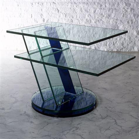 tv tisch glas glass concept arco tv m 246 bel bei hifi tv moebel de