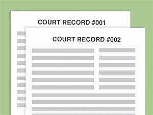 how to find free court records 8 steps with pictures With how to find court documents for free
