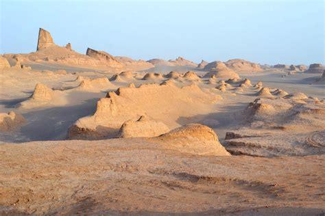 L'Iran dei deserti