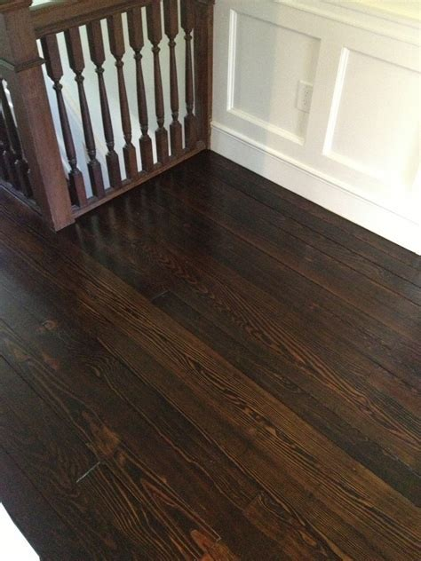 High Street Market: 3rd Floor: Refinished Hardwood Floor DIY