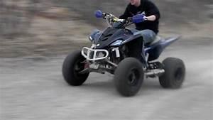 2006 Yamaha Raptor 350 Se  Part 2