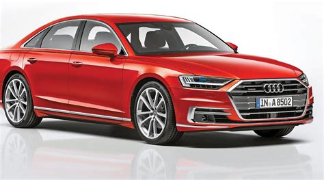 New Audi A8 Goes Big On High Tech, Style And Luxury