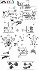 Diagrama Motor Jeep Kj Liberty 2002  2007