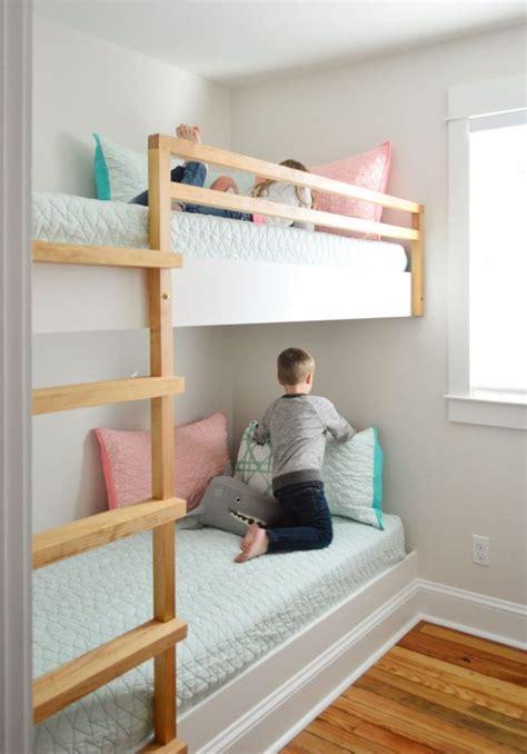 diy built  bunk beds young house love