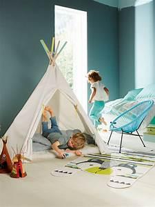 Tipi Chambre Garçon : une s lection de tipis pour les enfants club mamans ~ Teatrodelosmanantiales.com Idées de Décoration