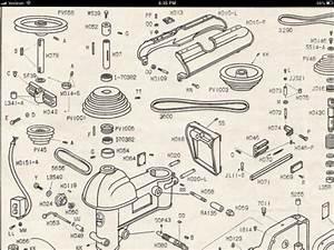 Help Replacing Belt On 20in Walker Turner 1100 Drill Press