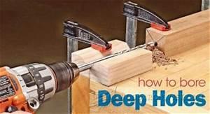 Vertical Drilling Jig • WoodArchivist